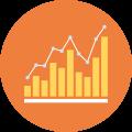 ``Het aantal leerlingen per 1 oktober is bepalend voor het bedrag van de bekostiging voor het volgend kalenderjaar. Het blijft de komende jaren een aandachtspunt om het leerlingenaantal goed te volgen en vooraf in te schatten. Voor de komende jaren zijn de leerlingenaantallen begroot op basis van de gegevens van de basisscholen en de verwachte uitstroom. We zijn hierbij uitgegaan van een stabiel marktaandeel.``